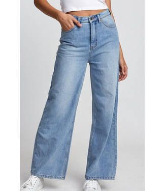 RVCA Coco Wide High Rise Pants