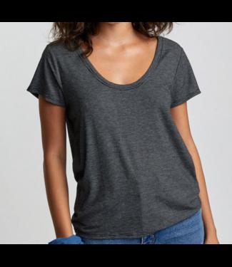 RVCA Ash Knit T-Shirt