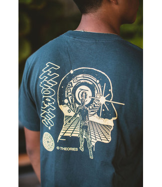 Theories Skateboards Gridwalker Heavy Duty T-Shirt