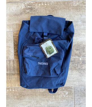 Theories Skateboards Stamp Camper Bag