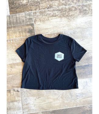 Drift House Drift House Webs Crop Top Shirt
