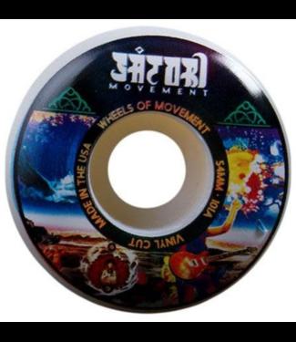 Satori Skate 54mm Vinyl 101a Wheels