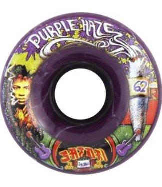 Satori Skate 62mm Goo Ball Purple Haze 78a Wheels