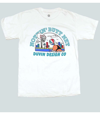 Duvin Design Co. Nothing Butt Net T-Shirt