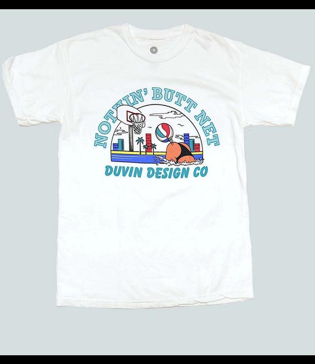 Duvin Design Co. Nothing Butt Net T-Shirt