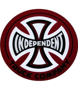 "Independent Truck Company 1"" Foil Decal"