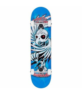 "Birdhouse Skateboards 7.25"" Hawk Oversized Skull Mini Complete"