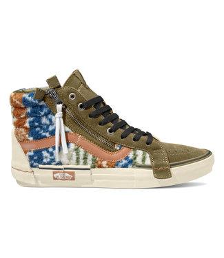 Vans Sk8-Hi Reissue Cap Shoes
