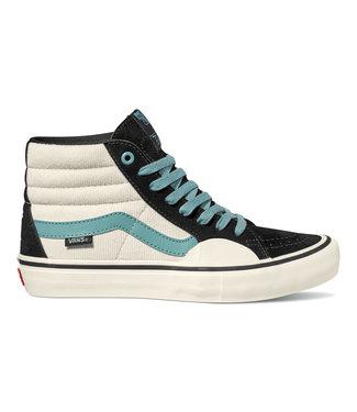 Vans Sk8-Hi Pro Delfino Skate Shoes