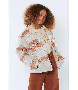 Sisstrevolution Clover Woven Dye Jacket