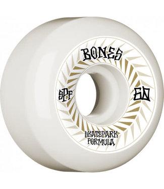 Bones Spines SPF 81B P5 60mm Sidecut Skate Wheels