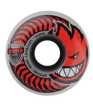Spitfire Wheels 56mm 80HD Chargers Classic Wheels