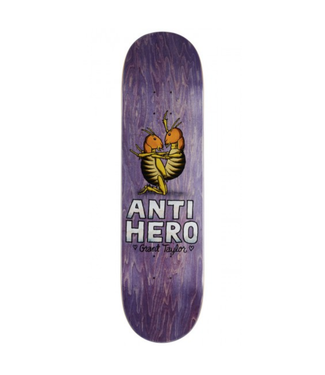 "Anti Hero Skateboards 8.12"" Grant Taylor Lovers II Deck"
