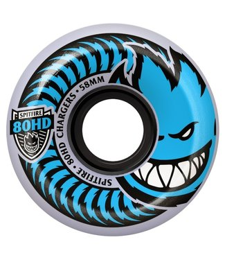 Spitfire Wheels 56mm 80HD Charger Conical Wheels