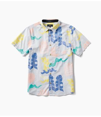 Roark Revival Flora And Fauna Woven Shirt