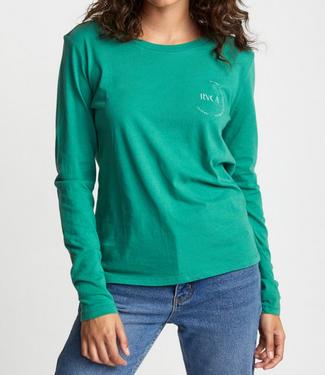 RVCA Encircled Long Sleeve T-Shirt