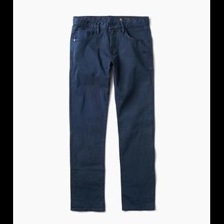 Roark Revival HWY 128 Straight Fit Broken Twill Jeans