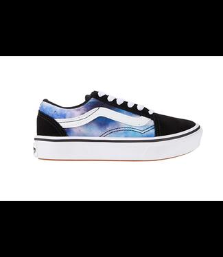 Vans Kids Comfycush Old Skool Galaxy Shoes