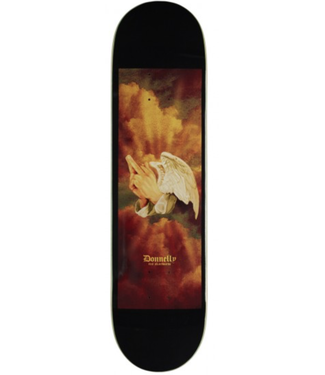 """REAL 8.06"""" Donnelly Praying Fingers Deck"""