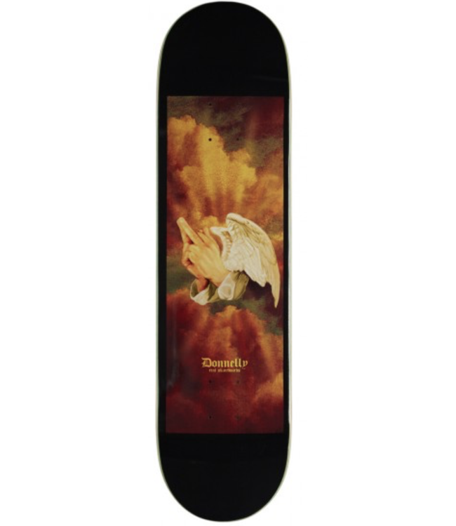"REAL 8.06"" Donnelly Praying Fingers Deck"