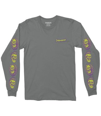 StrangeLove Skateboards Ghoul Long Sleeve T-Shirt