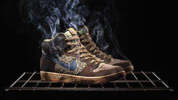 Nike SB x Concepts 'TURDUNKEN' Shoe