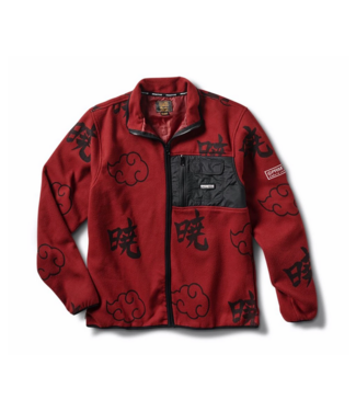 Primitive Skateboards x Naruto Akatsuki Jacket
