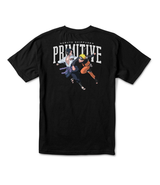 Primitive Skateboards x Naruto Versus T-Shirt