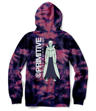 Primitive Skateboards x Naruto Obito Washed Hoodie