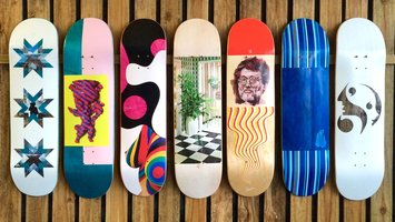 Quasi Skateboards - Not Your Mother!
