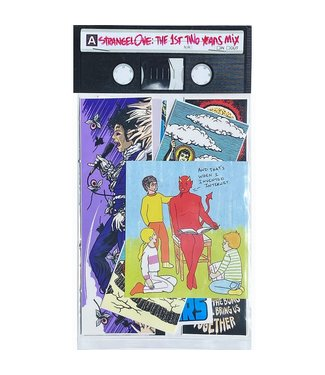 StrangeLove Skateboards Mix Pack: The 1st Two years Mix Sticker Pack