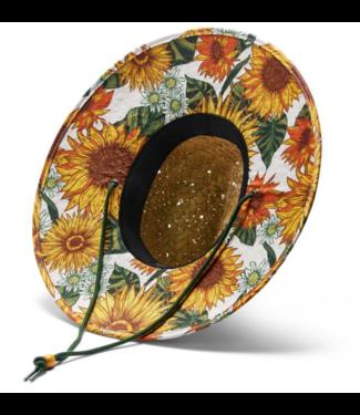 Hemlock Hat Co. Sunflower Ashbury Hat