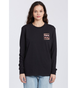 Billabong Optical Illusions Long Sleeve T-Shirt