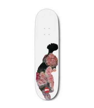 """Hopps Skateboards 8.0"""" Spirit Guide 1/3 Skate Deck"""