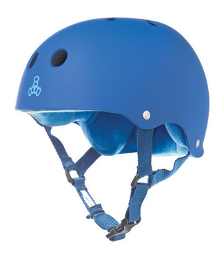 TRIPLE 8 Royal Blue Helmet