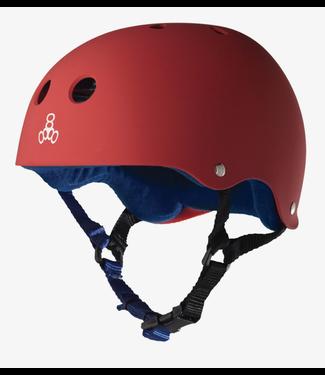 TRIPLE 8 Sweatsaver Red Helmet