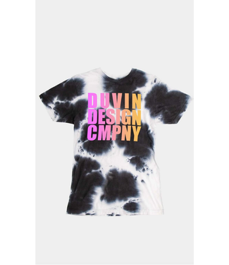 Duvin Design Co. Blotch Black T-Shirt