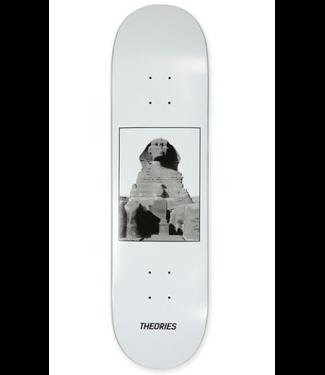 "Theories Skateboards 8.38"" Sphinx Deck"