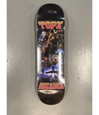 "TOPX 8.5"" Decades Apocalypse Poster Deck"