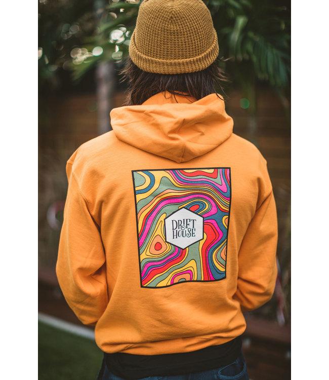 Drift House Box Logo Pullover Hoodie