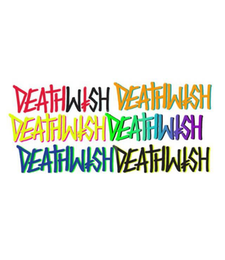 Deathwish Deathspray Sticker