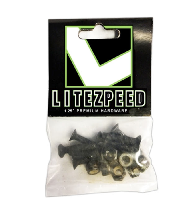 "Litezpeed 1.25"" Hardware"