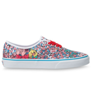 Vans Waldo Authentic Shoes