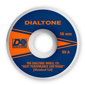 Dial Tone Wheels 56mm Atlantic Standard 99a Wheels