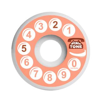 Dial Tone Wheels 52mm Rotary Standard 99a Wheels