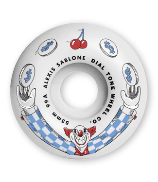 Dial Tone 53mm Sablone Wisecracker Standard 99a Wheels