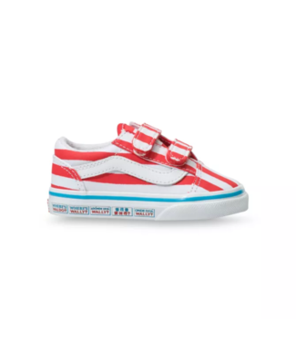 Vans Waldo Toddler Old Skool V Shoes