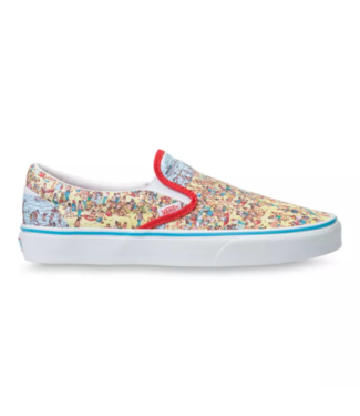 Vans Waldo Slip-On Shoes