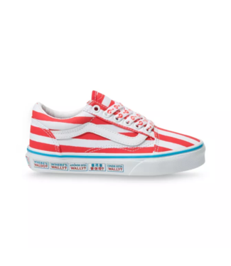 Vans Waldo Kids Old Skool Shoes