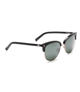 Otis Eyewear Little Lies Reflect Polar Black Sunglasses